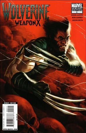 Wolverine: Weapon X 2-B