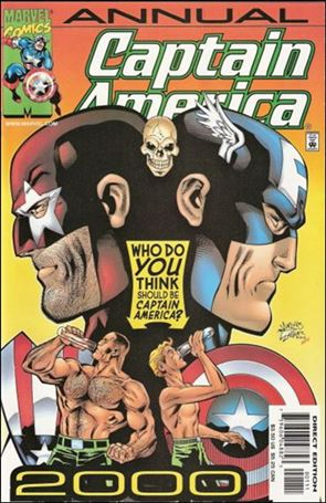 Captain America Annual 2000-A