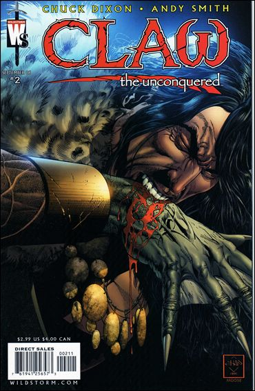 Claw the Unconquered (2006) 2-A by WildStorm