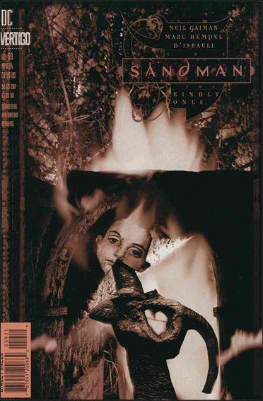 Sandman (1989) 59-A by Vertigo