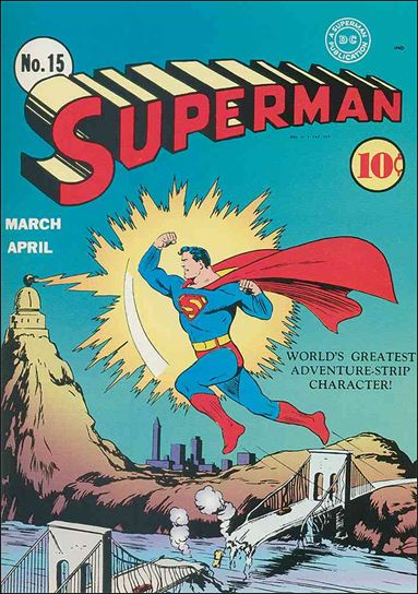 Superman (1939) 15-A by DC