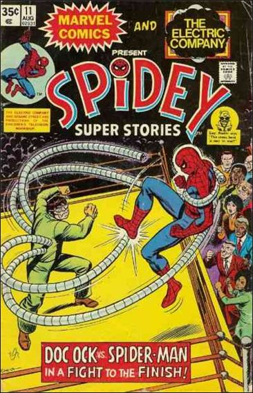 Spidey Super Stories 11-A by Marvel