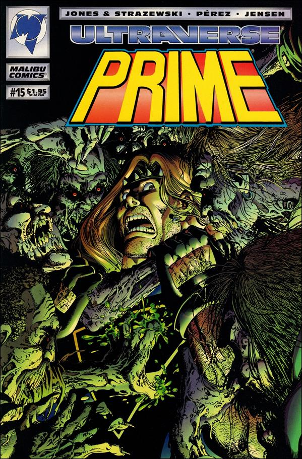 Prime (1993) 15-A by Malibu