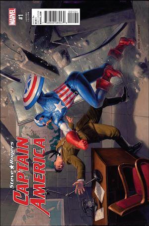 Captain America: Steve Rogers 1-C