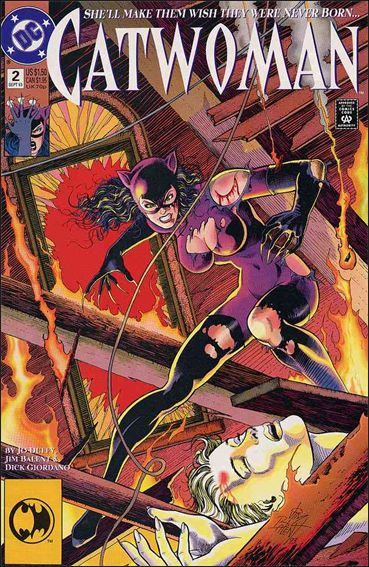 Catwoman (1993) 2-A by DC