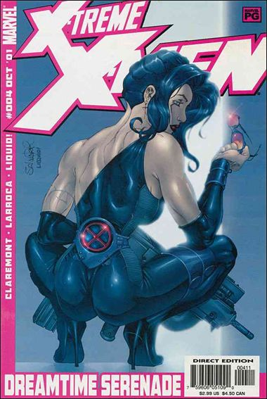 X-Treme X-Men (2001) 4-A by Marvel