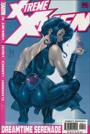X-Treme X-Men (2001) 4-A