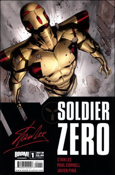 Soldier Zero 1-A by Boom! Studios