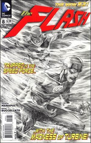 Flash (2011) 8-C by DC