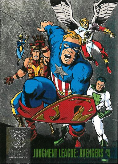 Amalgam Comics (Amalgam Classics Power Blast Subset) 2-A by Fleer/SkyBox
