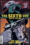 Sixth Gun: Sons of the Gun 4-A