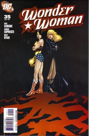 Wonder Woman (2006) 35-A