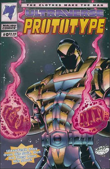 Prototype (1993) 0-A by Malibu