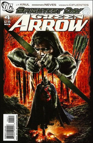 Green Arrow (2010/08) 4-A by DC
