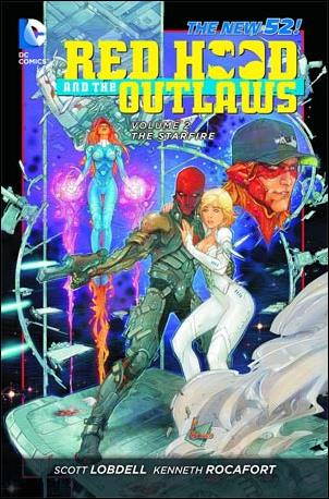 Red Hood and the Outlaws  2-A by DC