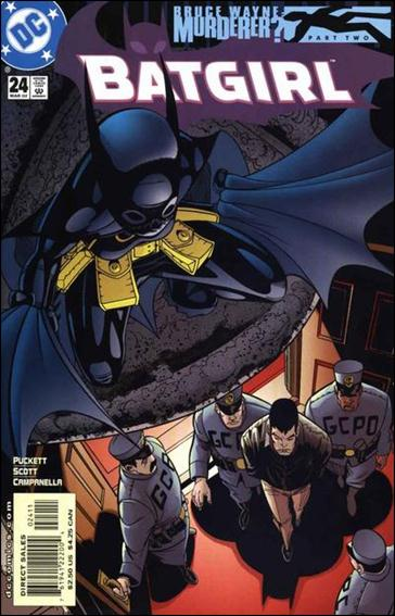 Batgirl (2000) 24-A by DC
