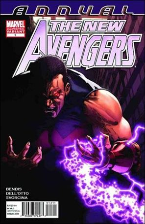 New Avengers Annual '1'-D