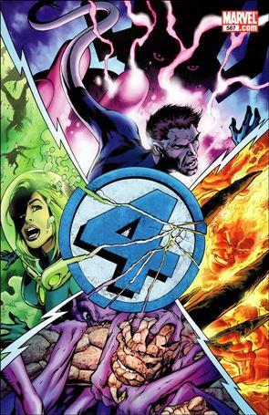 Fantastic Four (1961) 587-B