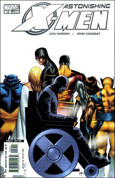 Astonishing X-Men (2004) 12-A by Marvel