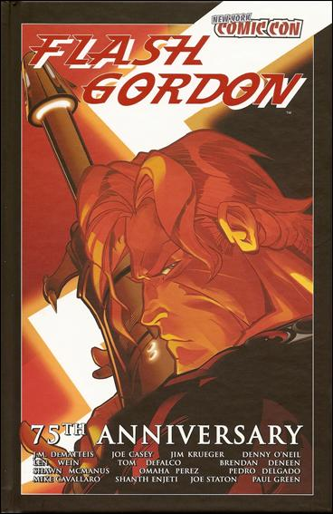 Flash Gordon 75th Anniversary Special 1-A by Ardden Entertainment