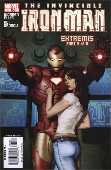Invincible Iron Man (2005) 5-A by Marvel