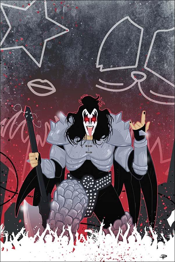 Kiss: The End 1-G by Dynamite Entertainment