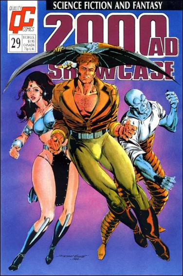 2000 A.D. Showcase (1988) (UK) 29-A by Quality Comics