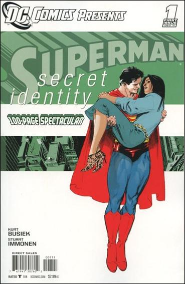 DC Comics Presents Superman Secret Identity 1-A by DC