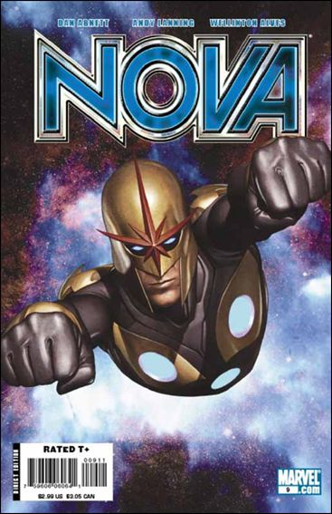 Nova (2007) 9-A by Marvel