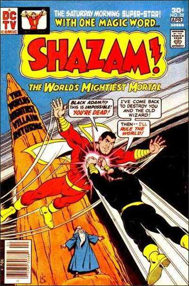 Shazam! 28-A by DC