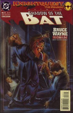 Batman: Shadow of the Bat 23-A