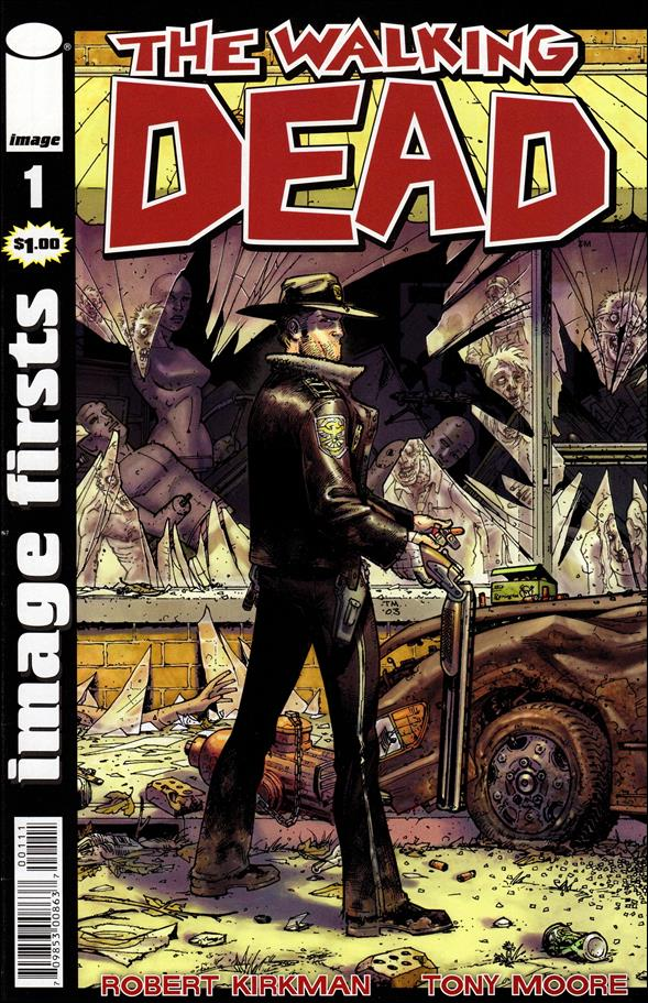 Walking Dead (2003) 1-C by Skybound Entertainment