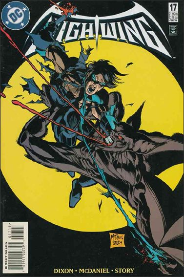 Nightwing (1996) 17-A by DC
