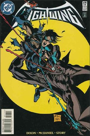 Nightwing (1996) 17-A