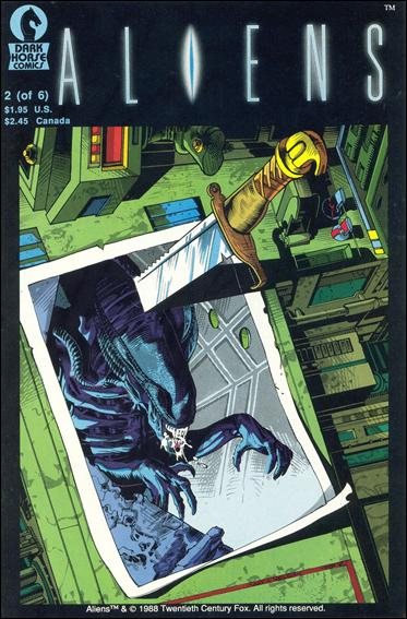 Aliens (1988) 2-C by Dark Horse