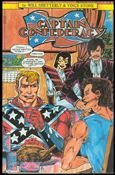 Captain Confederacy (1986) 0-A