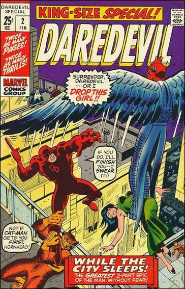Daredevil Annual 2-A by Marvel
