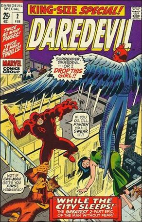 Daredevil Annual 2-A