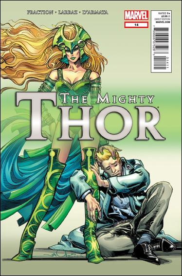 Mighty Thor 14-A by Marvel