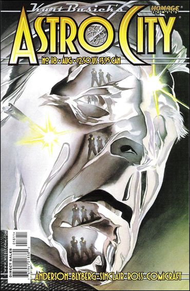 Kurt Busiek's Astro City (1996) 18-A by Homage Comics