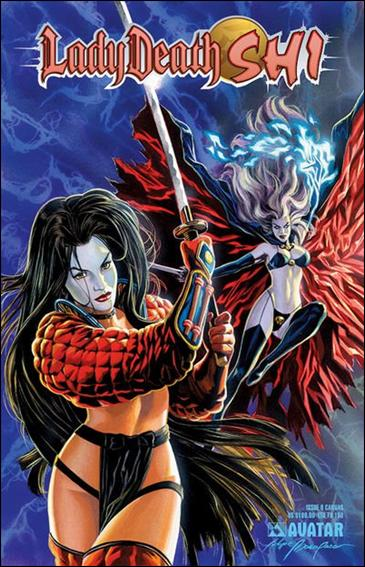 Lady Death/Shi 0-M by Avatar Press