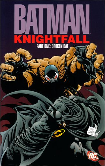 Batman: Knightfall (1993) 1-C by DC