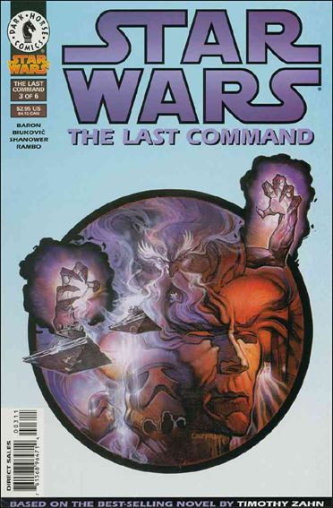 Star Wars: The Last Command 3-A by Dark Horse