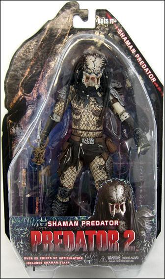 Predator Shaman Predator by NECA