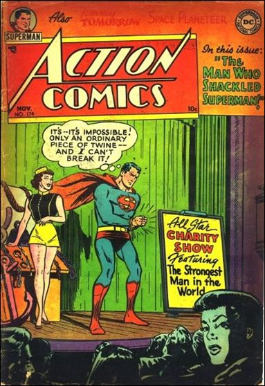 Action Comics (1938) 174-A by DC