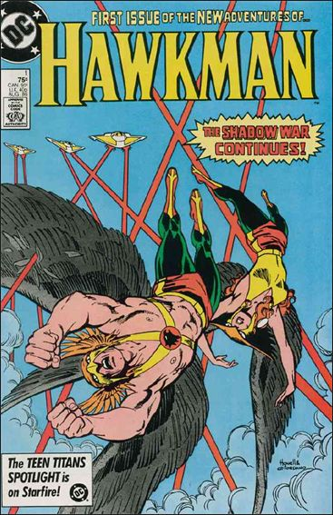 Hawkman (1986) 1-A by DC