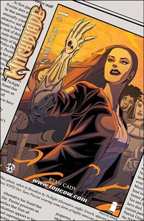 Witchblade Case Files 1-A
