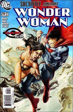 Wonder Woman (1987) 219-A
