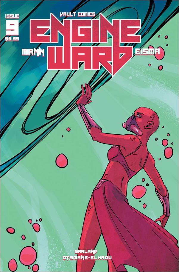 Engineward 9-B by Vault Comics