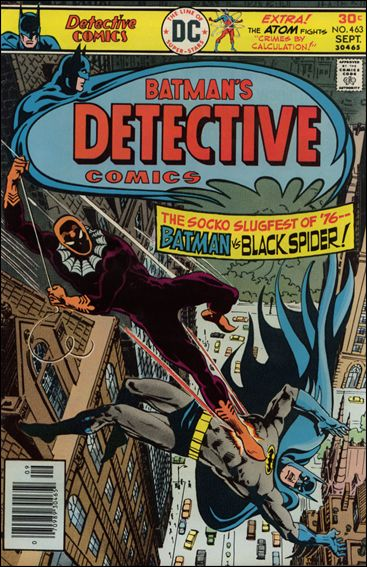 Detective Comics (1937) 463-A by DC